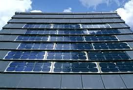 Solarni strešniki.