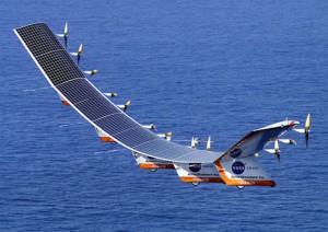 Letalo na sončno energijo