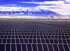 Velike sončne elektrarne