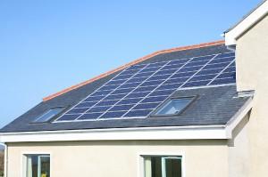 Sončna elektrarna na objektu
