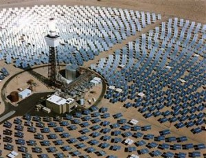 Velika sončna elektrarne