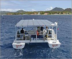 Plovilo na sončno energijo