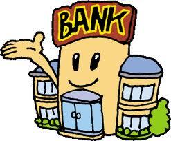 Pri financiranju nam lahko pomaga bol ali manj prijazna banka.