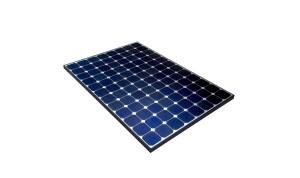 V panelu združene sončne celice