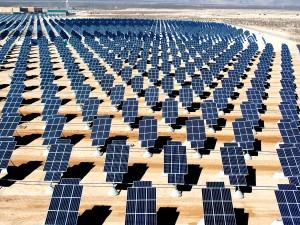 Omrežna sončna elektrarna