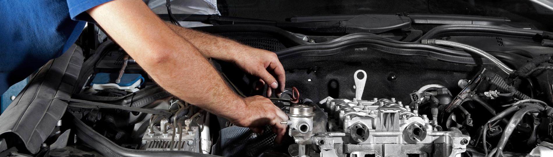 Vzdrževanje motornih vozil