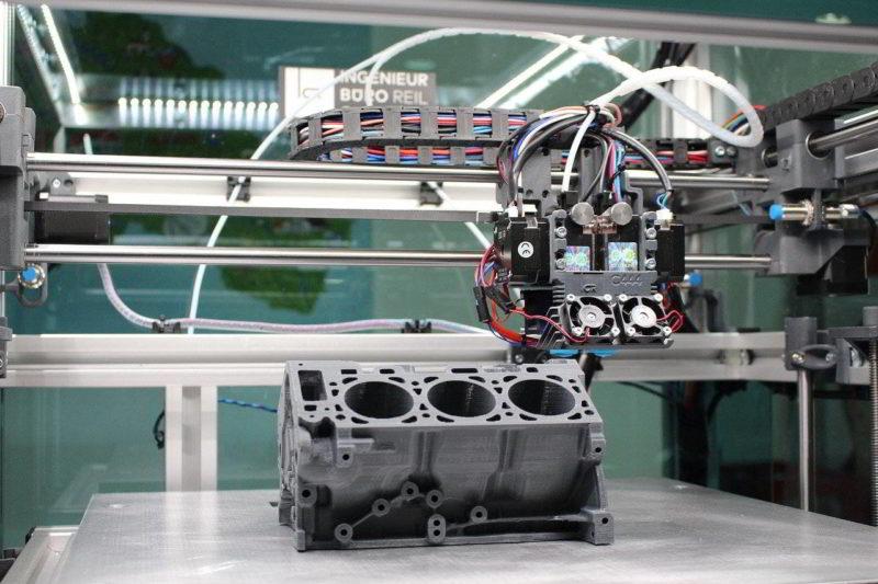 3d-tiskanja